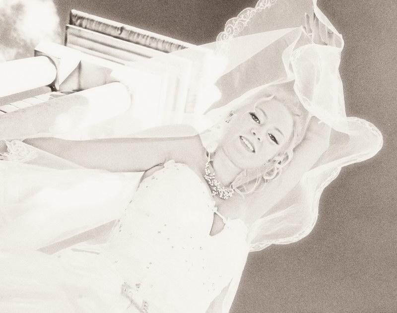 Jazzy-love - свадебная ретро фотография