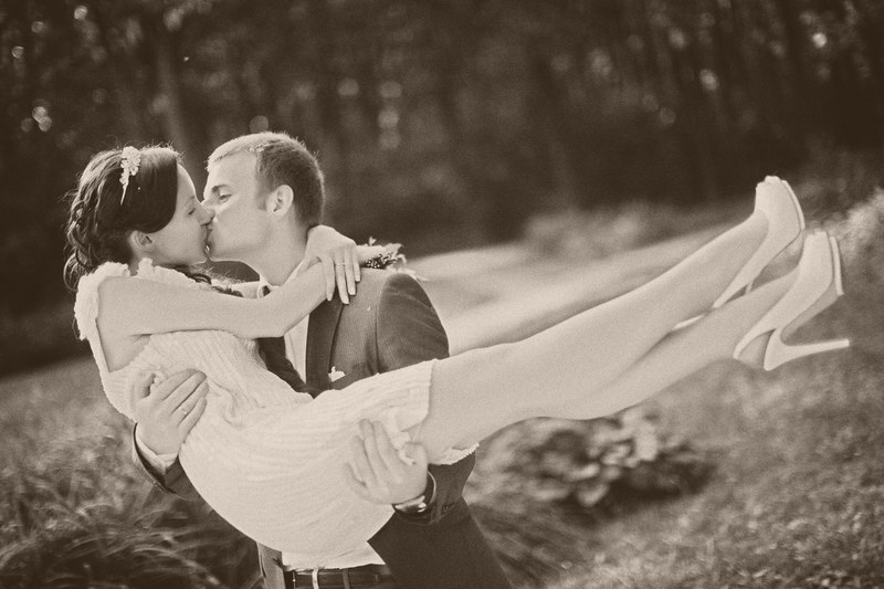 Jazzy-love - свадебная ретро фотография 1937г.