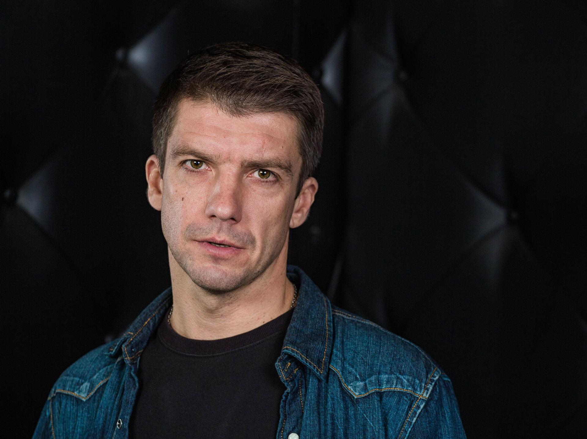 Актерское портфолио для Василия Слюсаренко